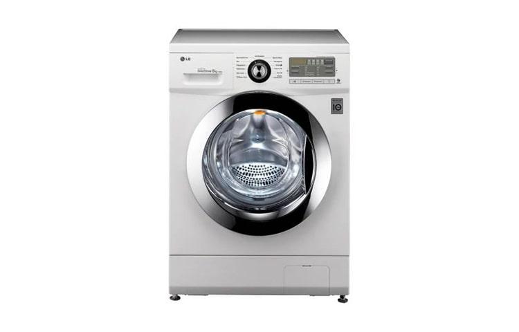 LG F1296NDA – Waschmaschine mit nur 44 cm Tiefe