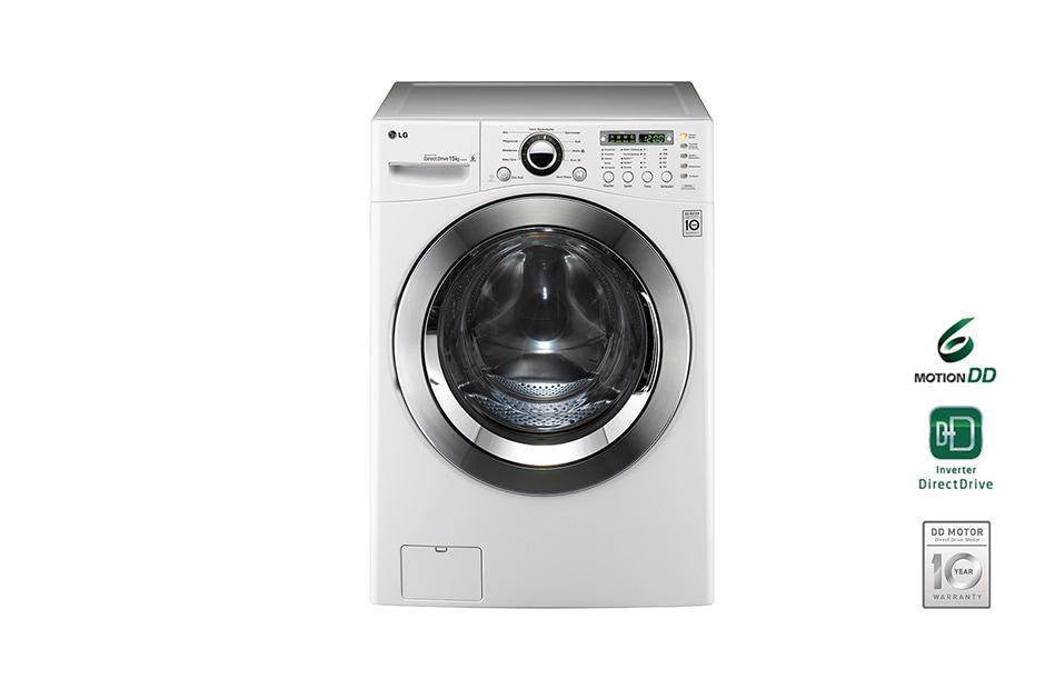lg waschmaschine mit 15 kg fassungsverm gen smart. Black Bedroom Furniture Sets. Home Design Ideas
