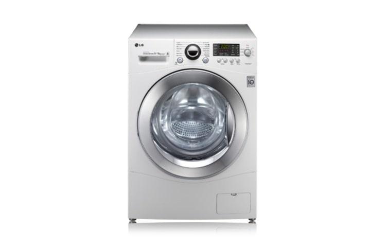 Lg f rd u waschtrockner mit direct drive™ motor