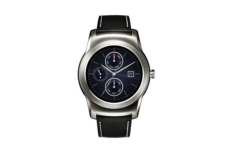 LG W150 Watch Urbane – Runde Android Wear Smartwatch