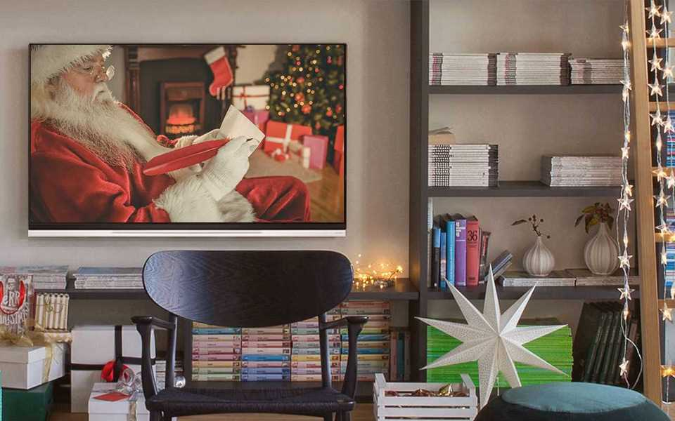 An LG OLED TV is the perfect gift for someone who wants to experience movies like in the cinema | More at LG MAGAZINE