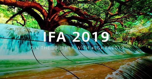 Join us on a journey at IFA 2019, and experience the very best in LG products | More at LG MAGAZINE