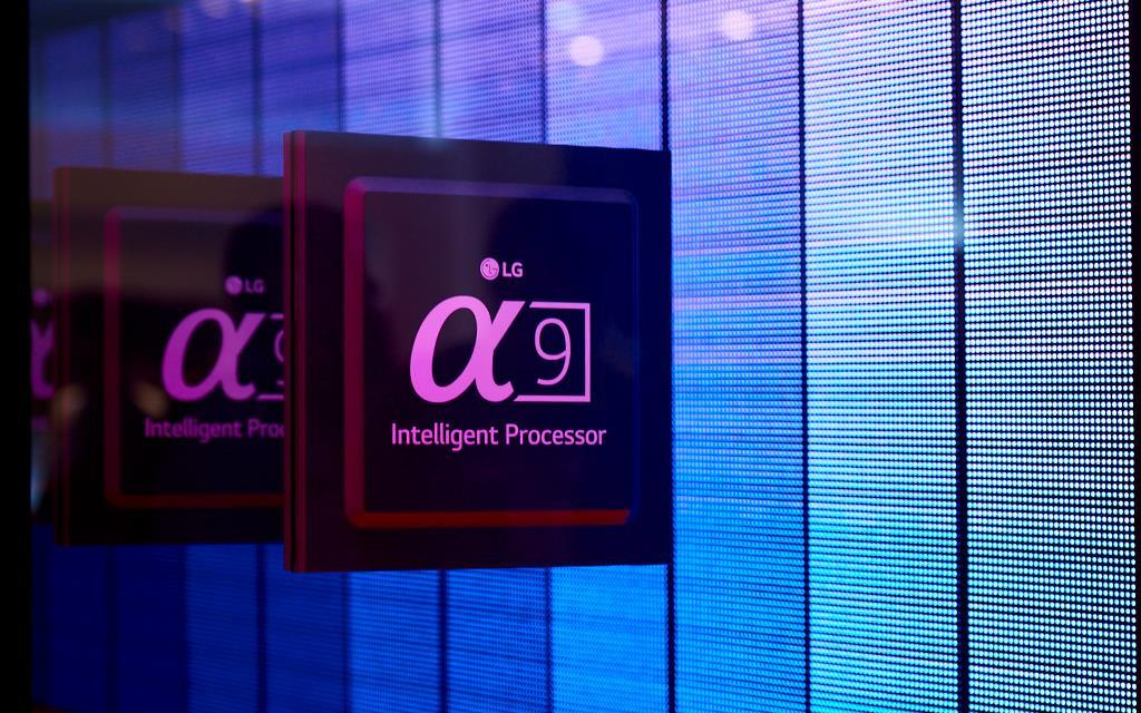 IFA 2018: The Alpha 9 Processor, on show at LG's TV and AI-inspired exhibition