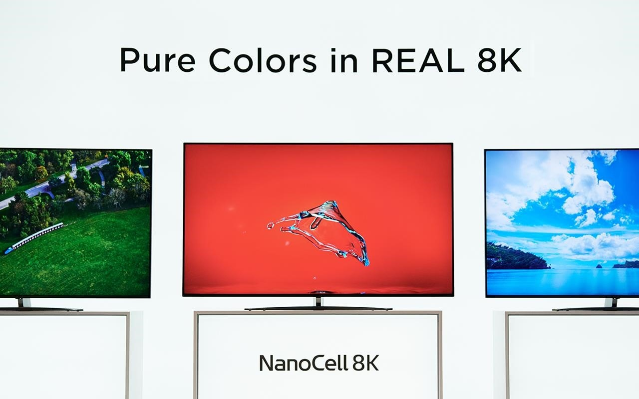 With LG's NanoCell 8K TVs, you can be certain every colour will look perfect, as the director intended | More at LG MAGAZINE