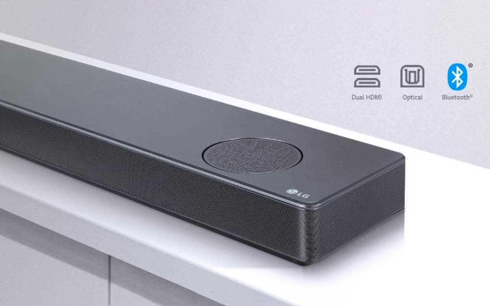 LG's soundbars have bluetooth connectivity, dual HDMI cables and offer optimal sound for the very best entertainment experience | More at LG MAGAZINE