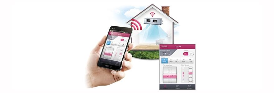 Wi-Fi Smart Control