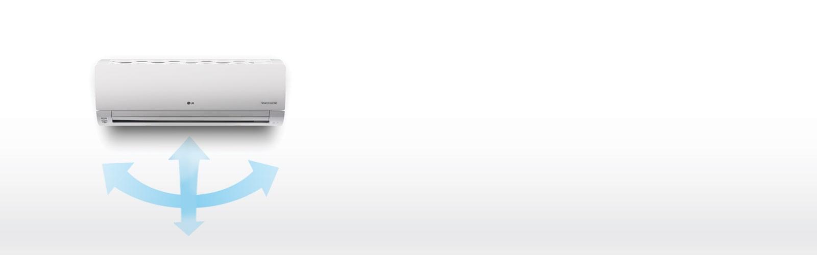 Beautiful P09AWN 14   Premium 2.5kW Reverse Cycle Split System | LG Australia