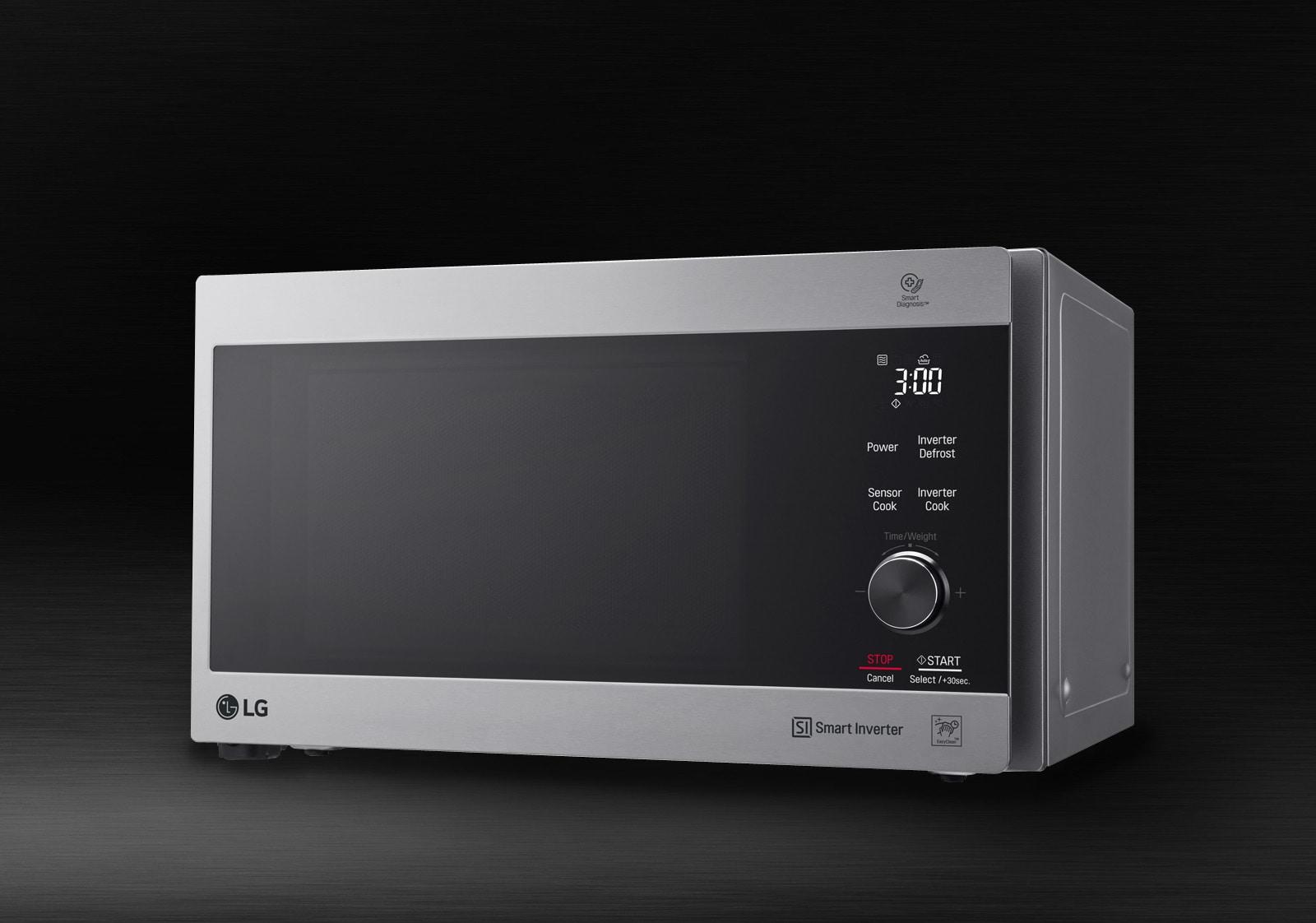 Lg Microwaves Ms4266oss 42l Inverter Microwave Oven Lg