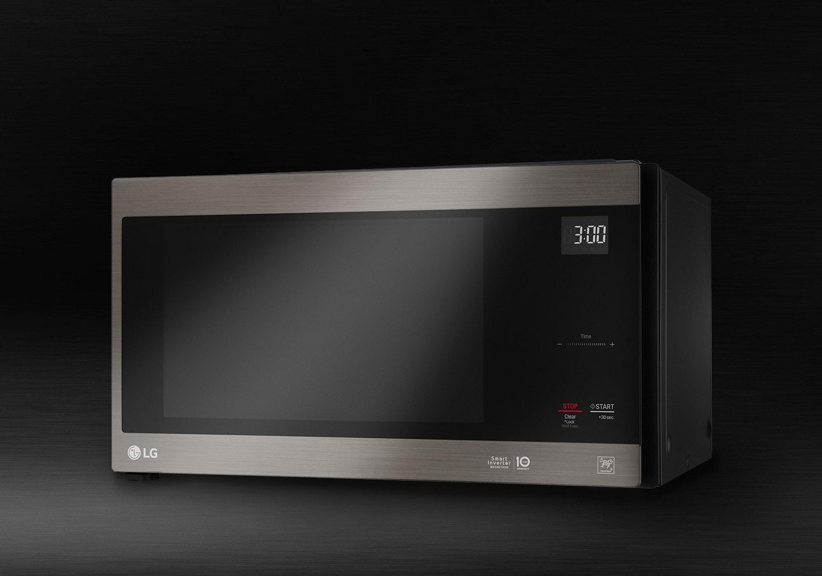 Lg Neochef 42l Smart Inverter Microwave Oven Ms4296obss