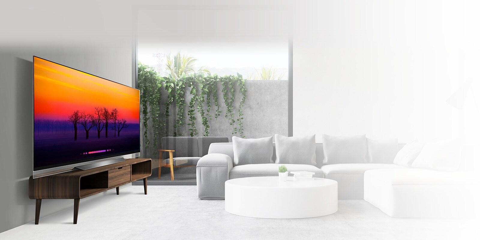 TV & Home Theatre. The Ultimate Audio-Visual Experience | LG Australia