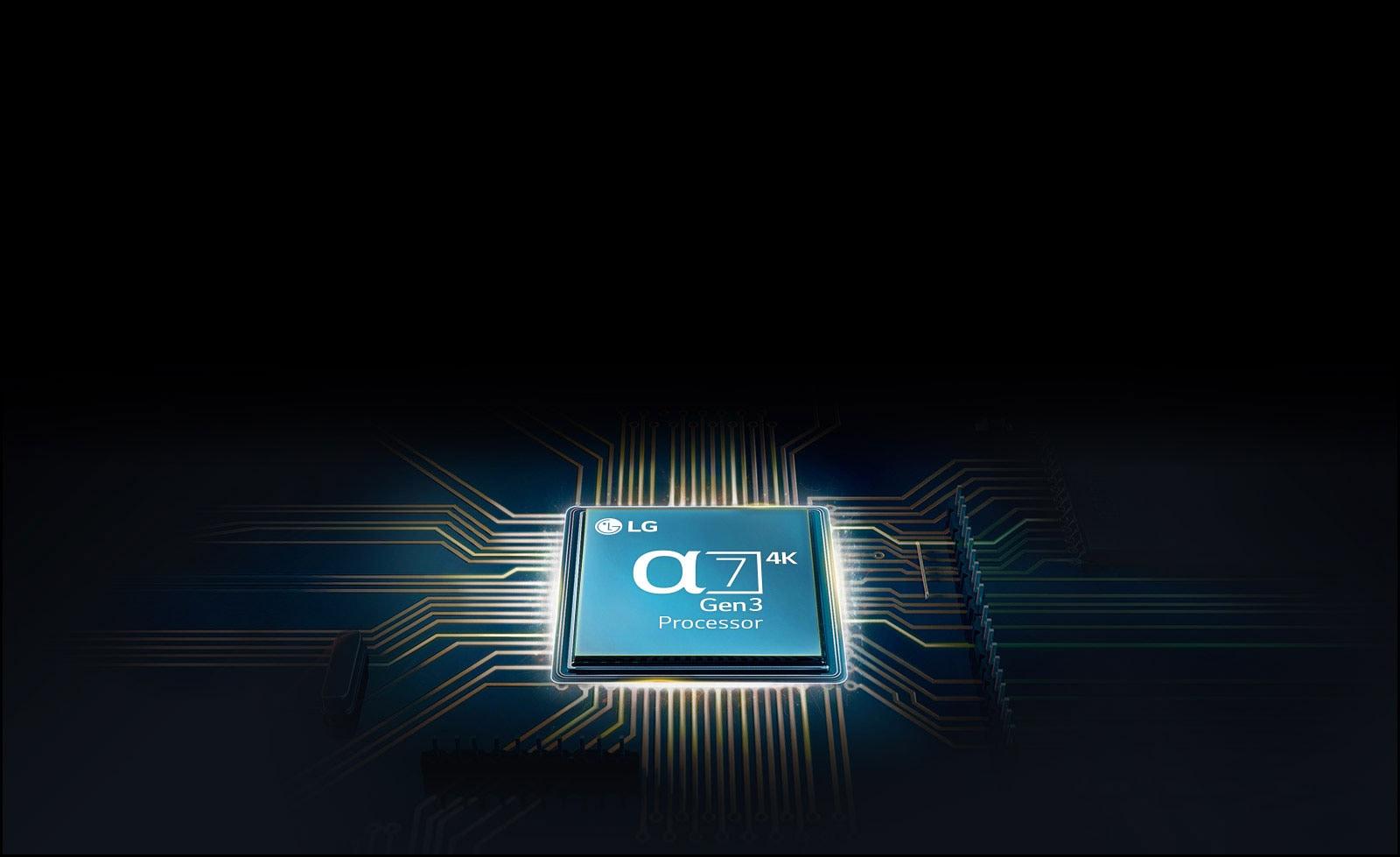 Bộ xử lý α7 Gen 3 4K1