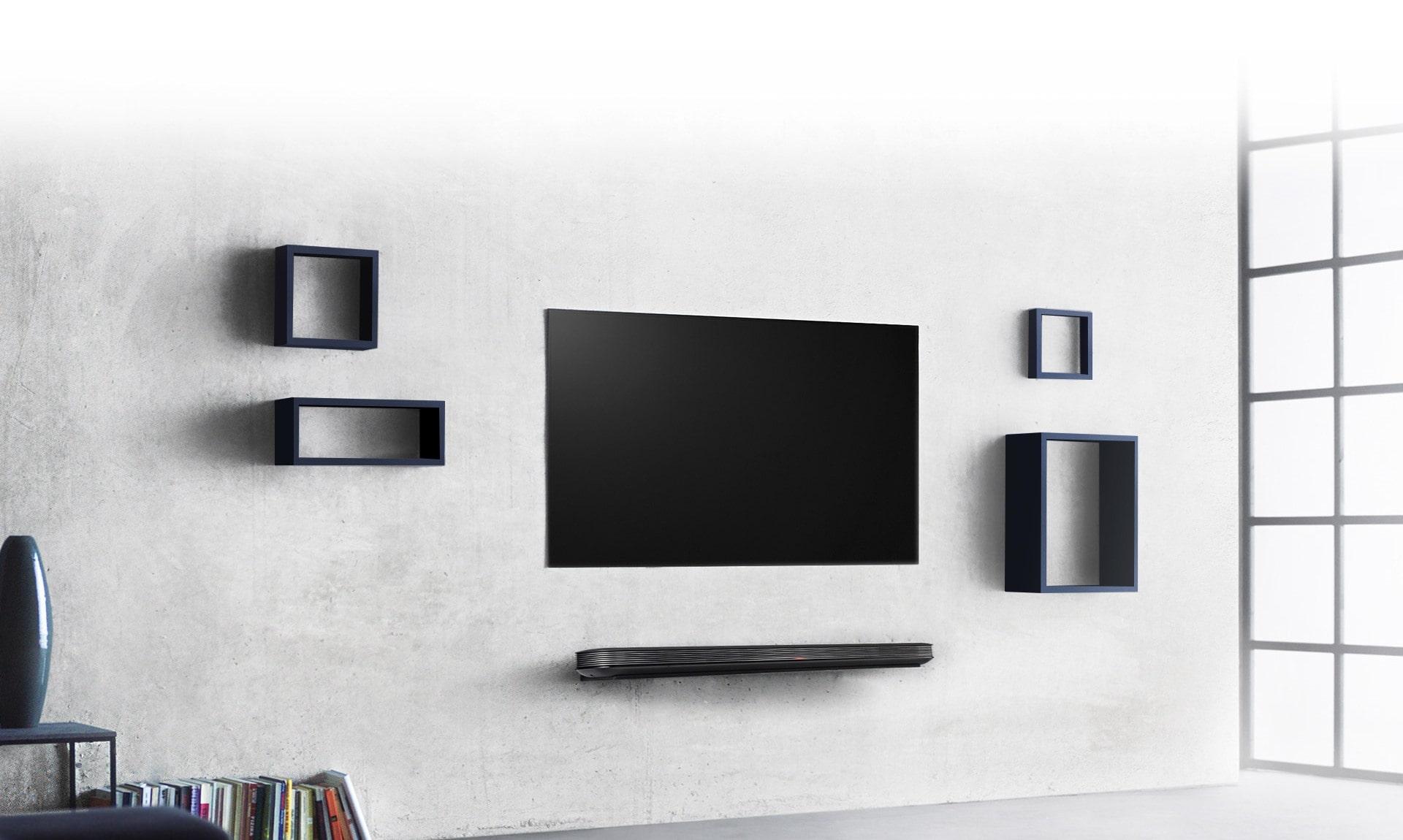 LG W7 OLED TV SIGNATURE Wallpaper 65 Inch Australia