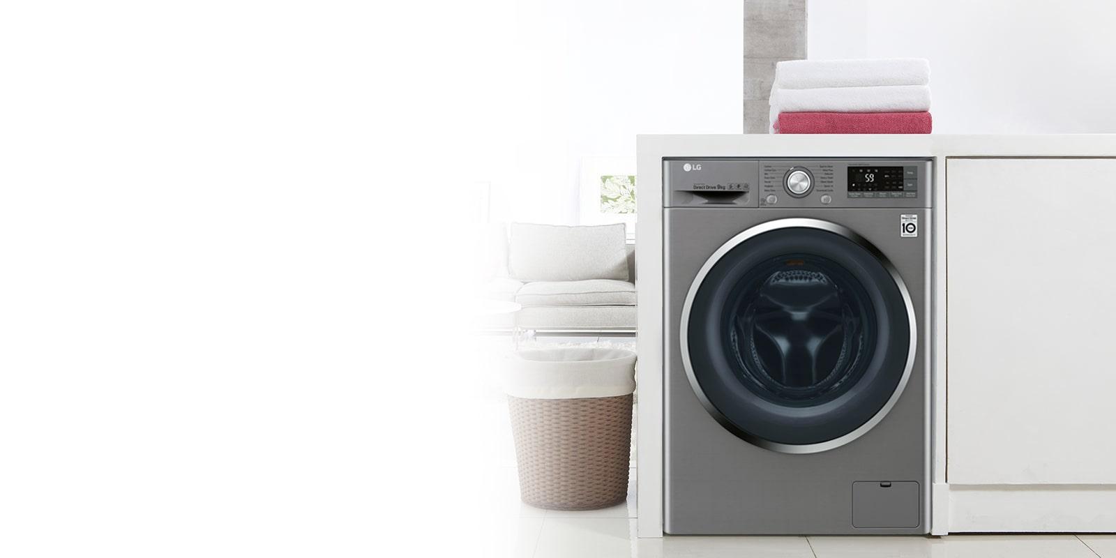 Front Loader Washing Machines
