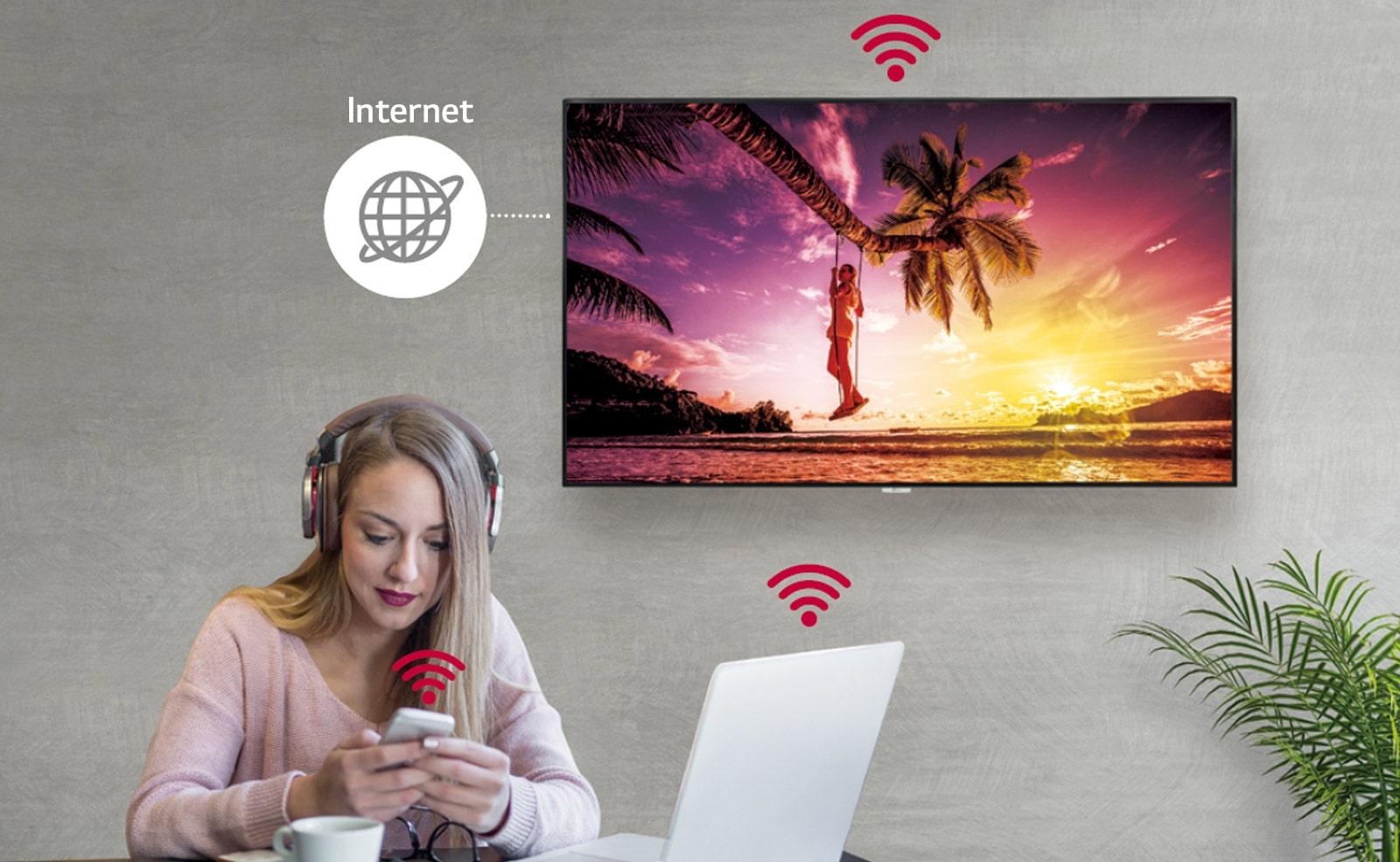 Wireless Access Point.