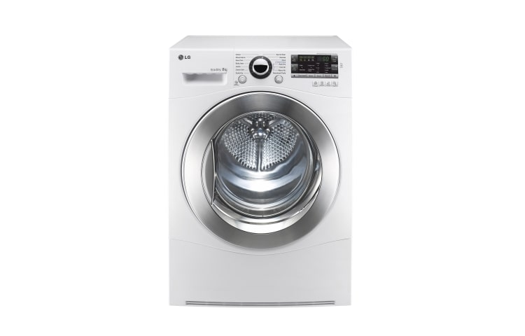 LG Clothes Dryers TD-C801H 1