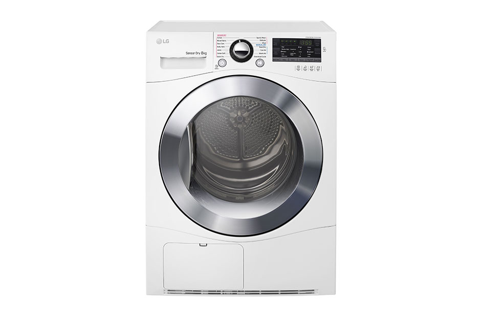 LG Clothes Dryers TD-C80NPW 1