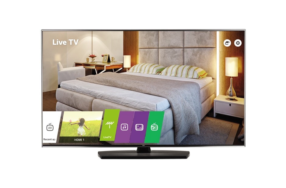 LG Commercial TV 55UV761H 1