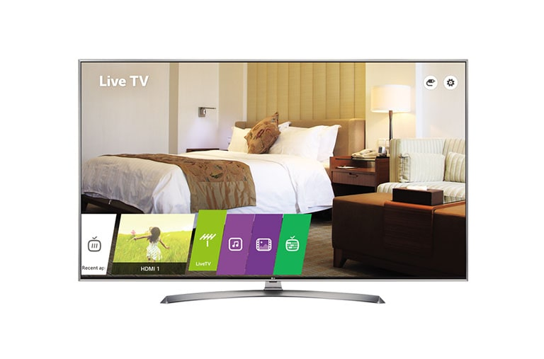 LG Commercial TV 65UV761H thumbnail 1