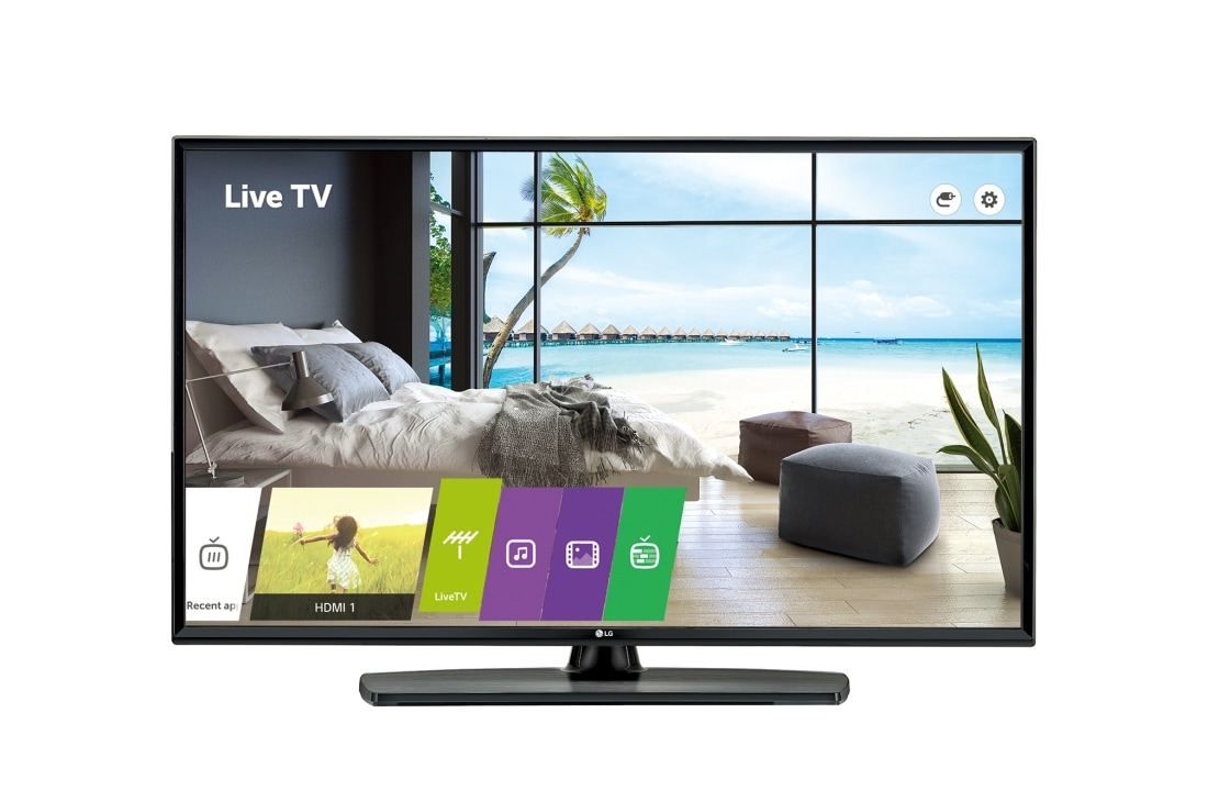 LG Commercial TV 49UU665H 1