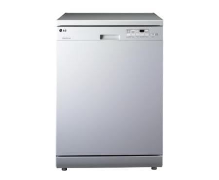 ld1452wfen3 14 place white dishwasher lg australia. Black Bedroom Furniture Sets. Home Design Ideas