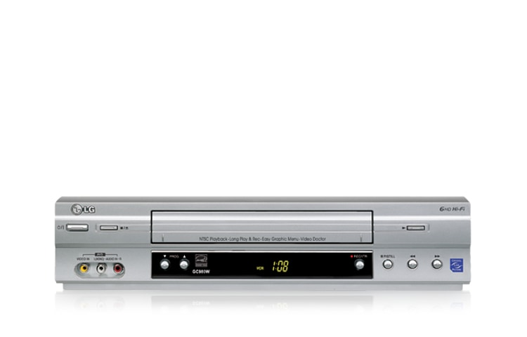 LG DVD & Blu-Ray Players GC980W thumbnail 1