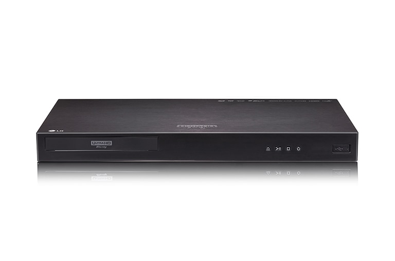 LG DVD & Blu-Ray Players UP970 thumbnail 2