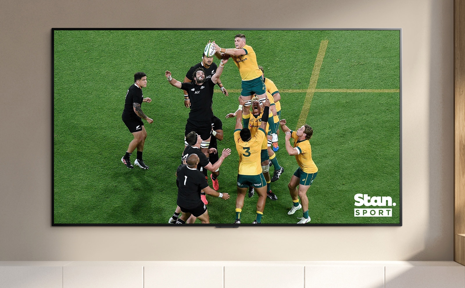 OLED Sport. TV in a league of its own
