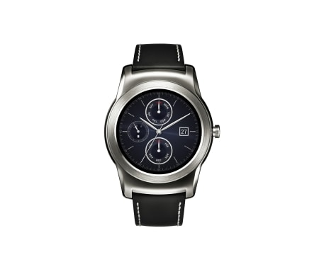 LG WATCH URBANE Silver SmartWatch