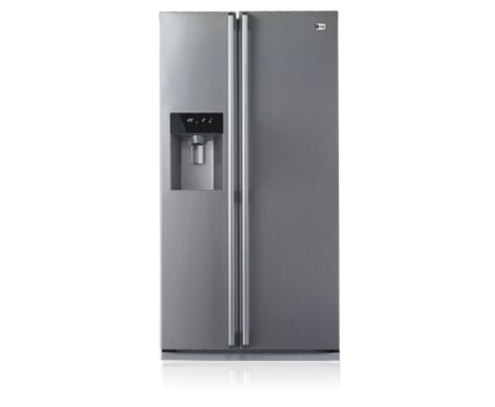 side by side refrigerator refrigerators gc l197stf lg electronics australia. Black Bedroom Furniture Sets. Home Design Ideas