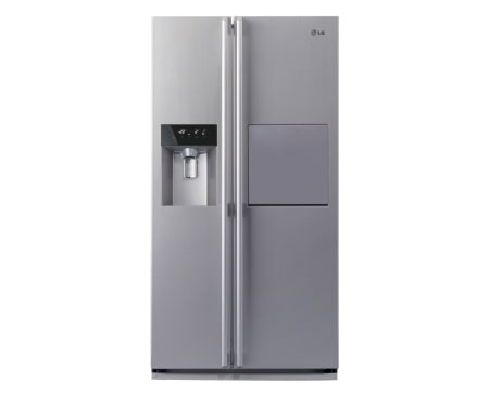 side by side refrigerator refrigerators gc p197dpsl lg australia. Black Bedroom Furniture Sets. Home Design Ideas