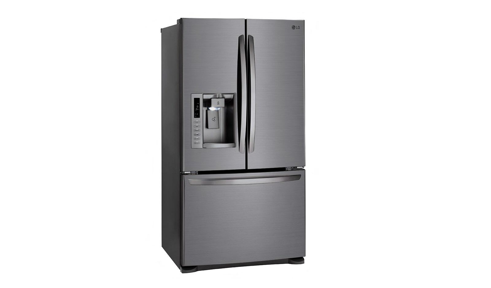 LG French Door Fridge | 613Litre with Ice & Water Dispenser | LG Australia