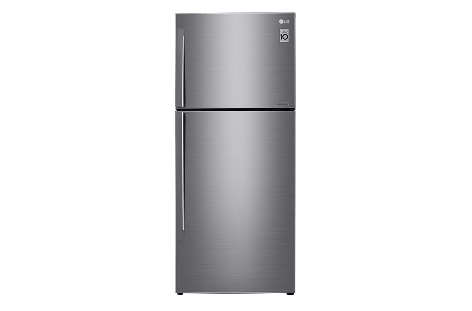 LG 441L Top Mount Fridge with Door Cooling+™, GT-442SDC, thumbnail 1