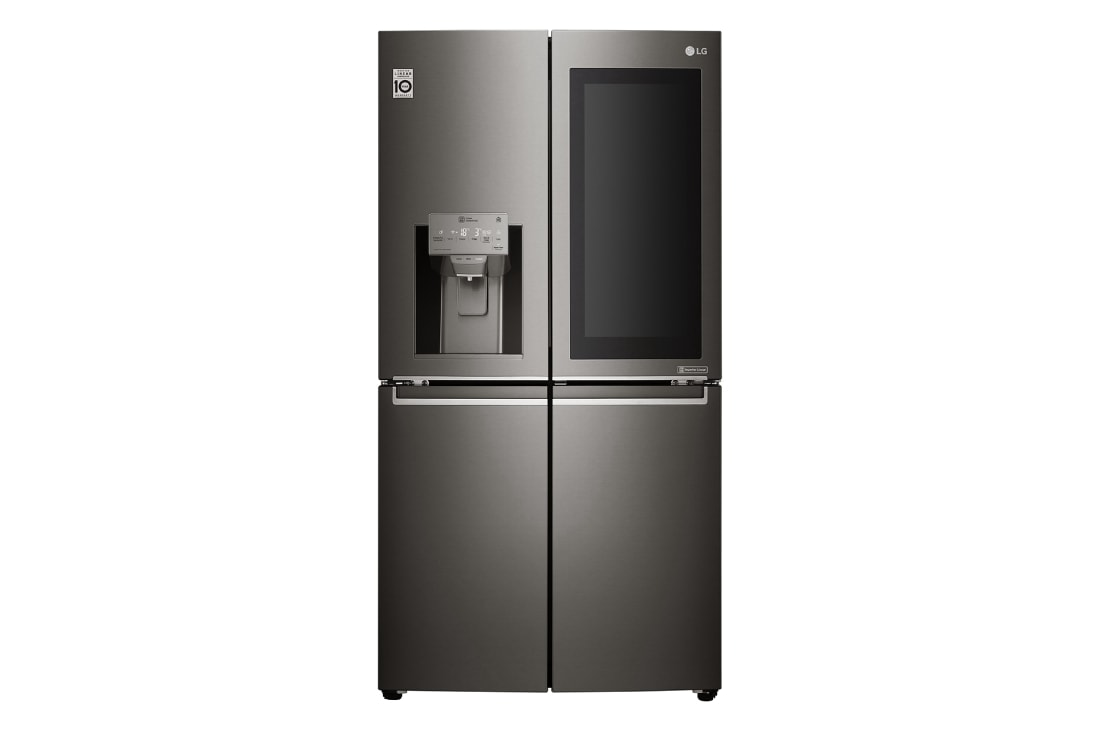 LG French Door Fridge | GF-V708BSL 708L Door in Door | LG