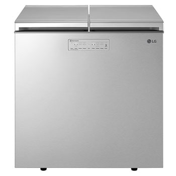216L Kimchi Chest Fridge in Stainless Finish1