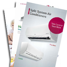Download an LG air conditioning brochure