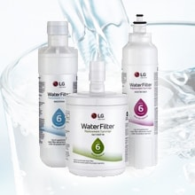 LG Fridge Water Filters