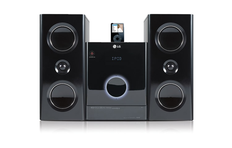 LG Home Audio FB163 thumbnail 1
