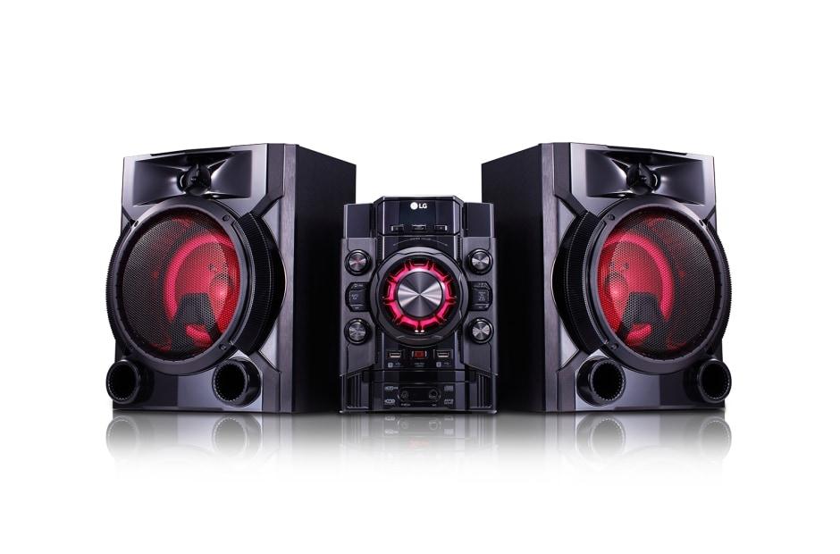 1e49a189725 700W Mini HiFi System with Bluetooth® Multipoint