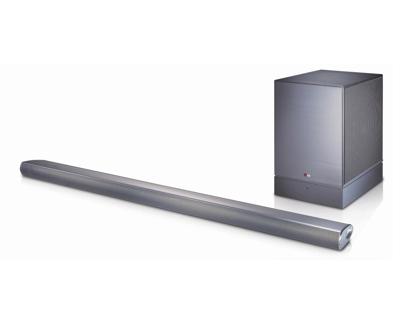 NB4540 - 4 1ch Sound Bar - 320W Total RMS Power Output | LG Australia