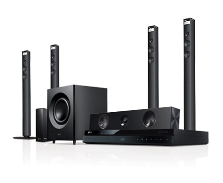 Cinema 3D Sound Home Theatre