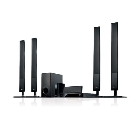 Home Theatre Systems Surround Sound Hb806tgw Lg