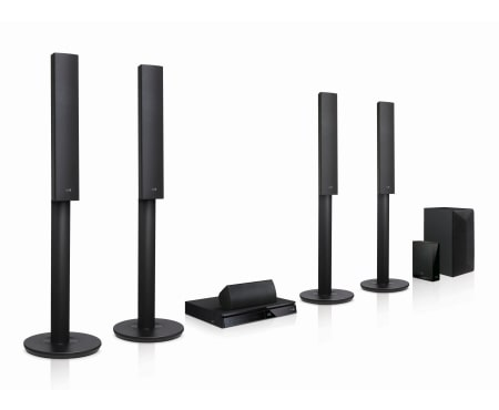 samsung home theater with wireless rear speakers. lhb655w samsung home theater with wireless rear speakers l