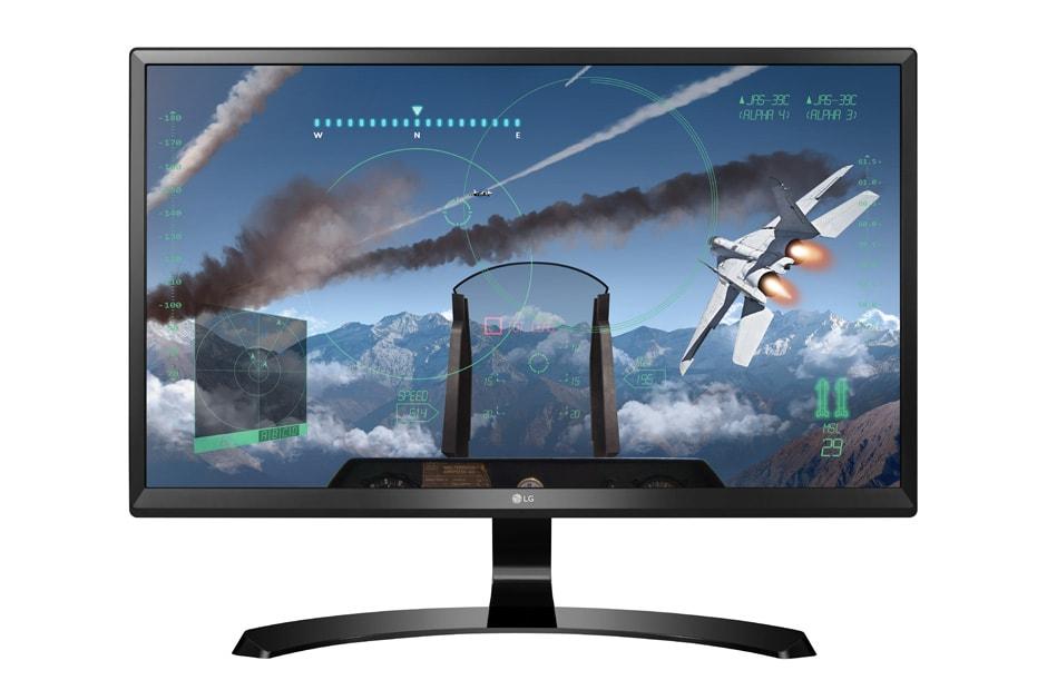 "24"" UHD 4K IPS LED Monitor | 24UD58-B | LG Australia"