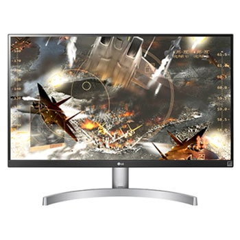 "27"" UHD 4K IPS Monitor with HDR1"