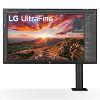"32"" Class UltraFine Display Ergo IPS Monitor with HDR101"