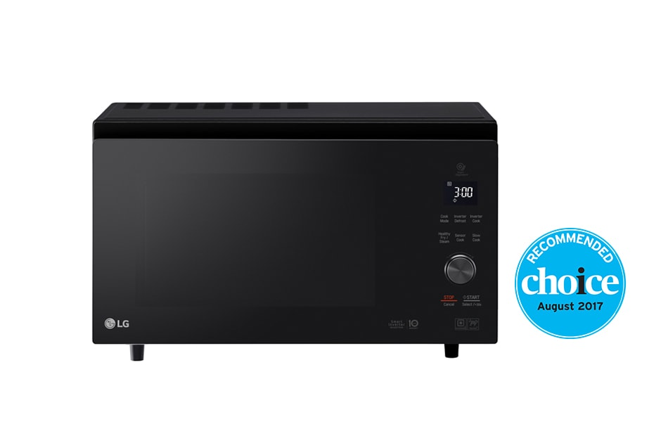Lg Microwaves Mj3966abs 39l Convection Microwave Oven Lg Australia