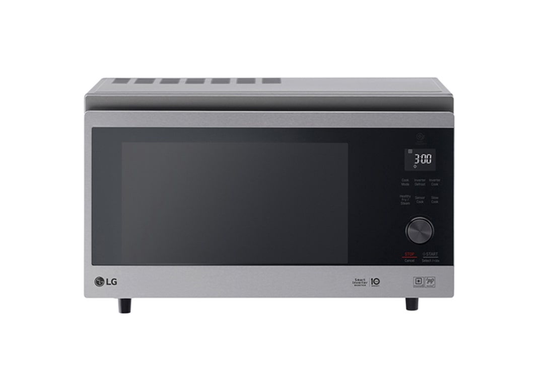 LG Microwave Ovens MJ3966ASS thumbnail 1
