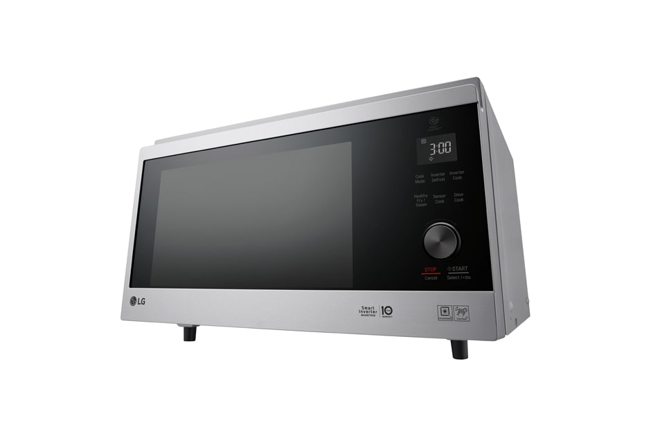 LG Microwave Ovens MJ3966ASS thumbnail 6