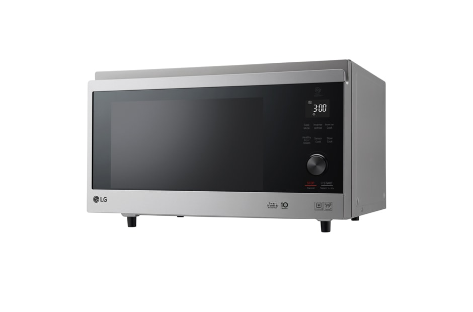 LG Microwave Ovens MJ3966ASS thumbnail 4