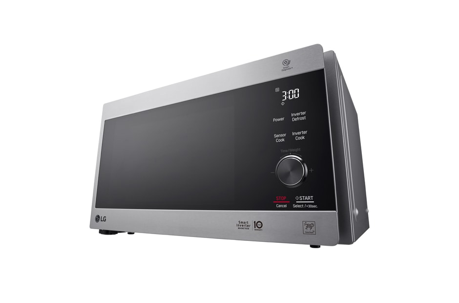 LG Microwave Ovens MS4266OSS thumbnail 6